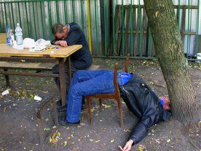 drunk+russians