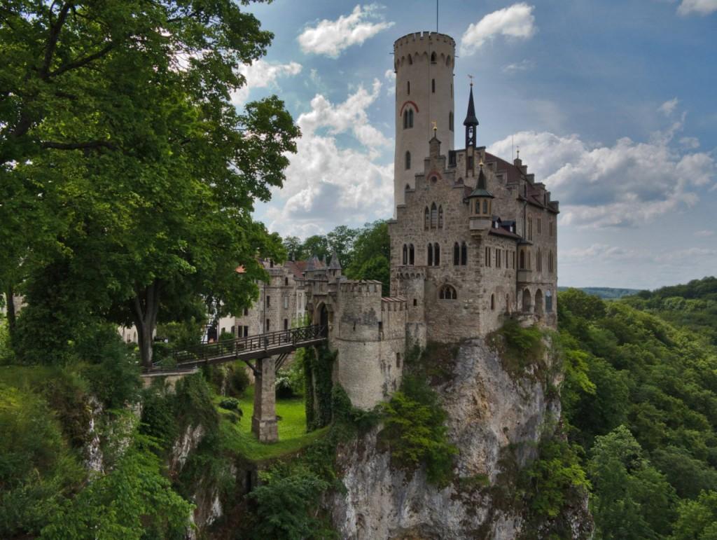 Lichtenstein Castle-germany