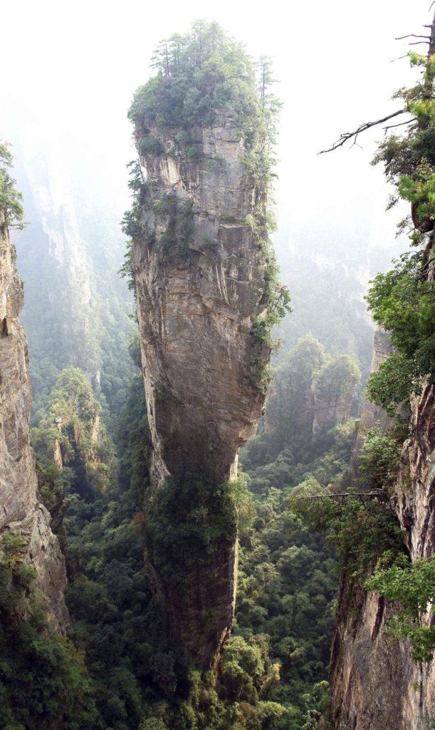 Zhangjiajie National Forest Park-china