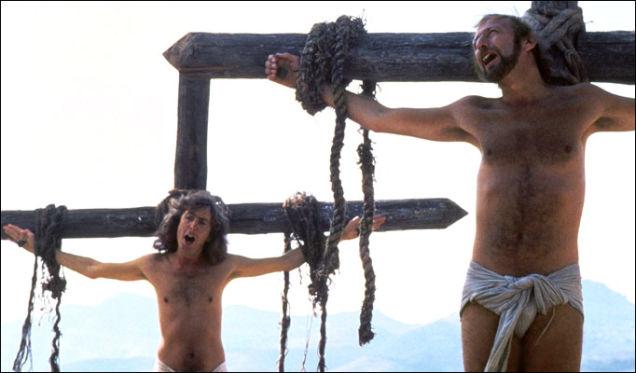 crucificare - pedepse